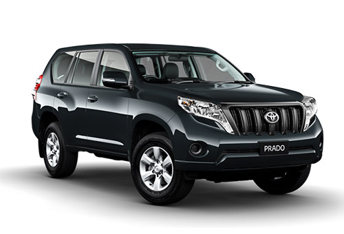 Toyota Prado - 4x4 hire 4WD Car Hire Perth - Northside Rentals