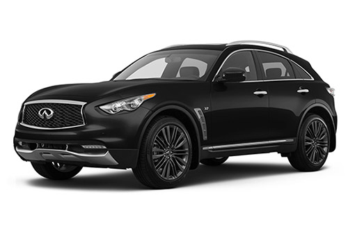Infiniti QX70 - Luxury Sport 2WD - Car Hire Perth