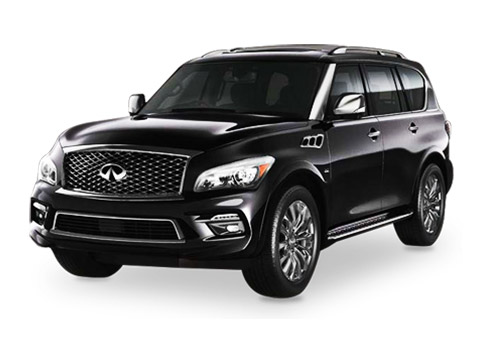 Infiniti QX80 - 4WD Car Hire Perth - Northside Rentals